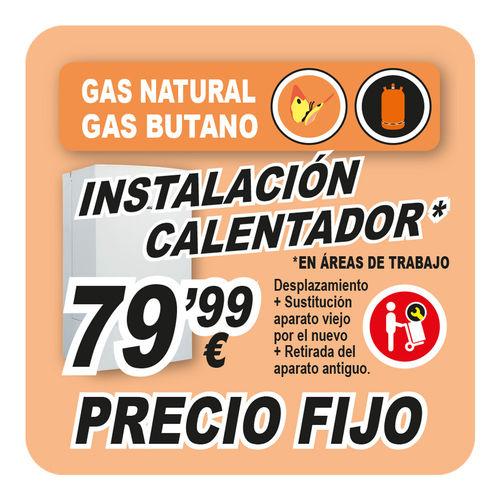 Calderas de gas butano precios beautiful accesorios with - Calderas de gas precios ...